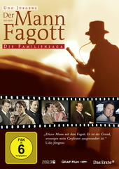 Der Mann mit dem Fagott (Einzel-Disc) Filmplakat