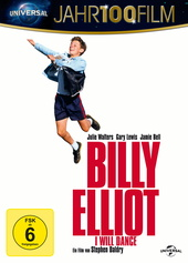 Billy Elliot - I Will Dance (Jahr100Film) Filmplakat