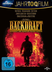 Backdraft (Jahr100Film) Filmplakat