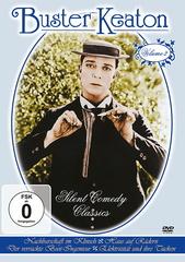 Buster Keaton - Silent Comedy Classics Vol. 2 Filmplakat