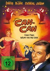 Can-Can - Ganz Paris träumt von der Liebe Filmplakat