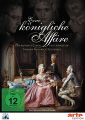 Eine königliche Affäre Filmplakat
