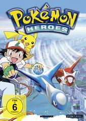 Pokémon Heroes - Der Film Filmplakat
