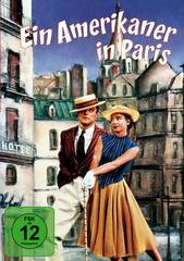 Ein Amerikaner in Paris Filmplakat
