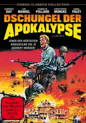 Dschungel der Apokalypse Filmplakat