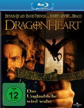 Dragonheart Filmplakat