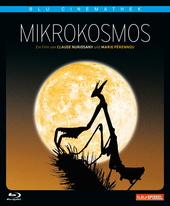 Mikrokosmos - Das Volk der Gräser (Blu Cinemathek) Filmplakat