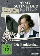 Die Bankiersfrau (Romy Schneider Edition) Filmplakat