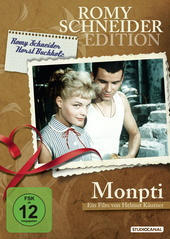 Monpti (Romy Schneider Edition) Filmplakat