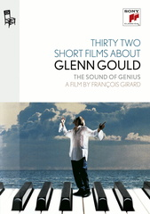 Thirty Two Short Films about Glenn Gould Filmplakat