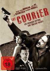 The Courier Filmplakat