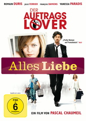 Der Auftragslover (Alles Liebe) Filmplakat
