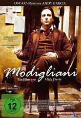 Modigliani Filmplakat