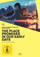 The Place Promised in Our Early Days (Edition Anime) Filmplakat