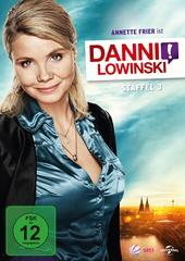 Danni Lowinski - Staffel 3 (3 Discs) Filmplakat