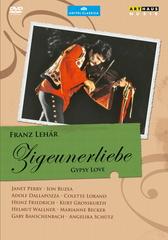 Zigeunerliebe Filmplakat