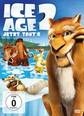 Ice Age 2 - Jetzt taut's Filmplakat
