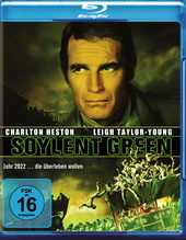 Soylent Green Filmplakat