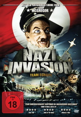 Nazi Invasion - Team Europe Filmplakat