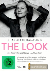 Charlotte Rampling - The Look Filmplakat