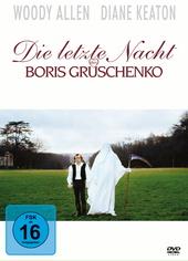 Die letzte Nacht des Boris Gruschenko Filmplakat