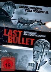 Last Bullet - Showdown der Auftragskiller Filmplakat