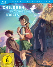 Children Who Chase Lost Voices Filmplakat