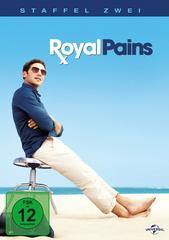 Royal Pains - Staffel zwei (5 Discs) Filmplakat