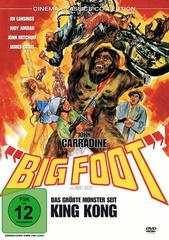 Big Foot - Das größte Monster aller Zeiten Filmplakat