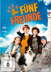 Fünf Freunde Filmplakat