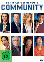 Community - Die komplette erste Season (4 Discs) Filmplakat