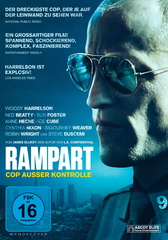 Rampart - Cop außer Kontrolle Filmplakat