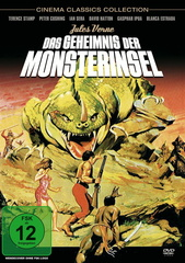 Das Geheimnis der Monsterinsel Filmplakat