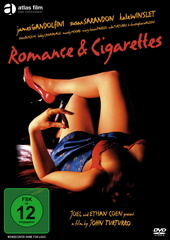 Romance & Cigarettes Filmplakat