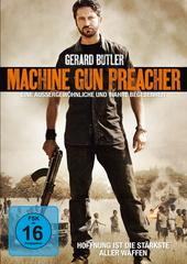 Machine Gun Preacher Filmplakat