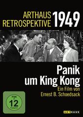 Arthaus Retrospektive 1949 - Panik um King Kong Filmplakat