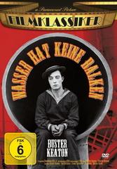 Buster Keaton - Wasser hat keine Balken Filmplakat