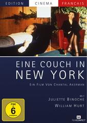 Eine Couch in New York (Edition Cinema Francais) Filmplakat