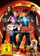 Spy Kids - Alle Zeit der Welt Filmplakat