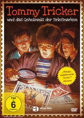 Tommy Tricker und das Geheimnis der Briefmarken Filmplakat