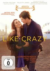 Like Crazy Filmplakat