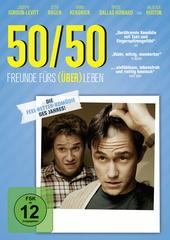 50/50 - Freunde fürs (Über)Leben Filmplakat