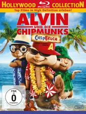 Alvin und die Chipmunks: Chipbruch Filmplakat