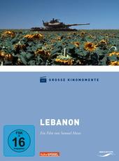 Lebanon Filmplakat