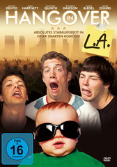 Hangover in L.A. Filmplakat
