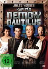 Jules Vernes - Kapitän Nemo und die Nautilus Filmplakat
