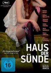 Haus der Sünde Filmplakat