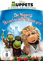 Die Muppets Weihnachtsgeschichte (Special Edition) Filmplakat