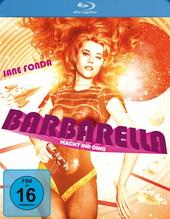 Barbarella Filmplakat