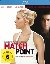 Match Point Filmplakat